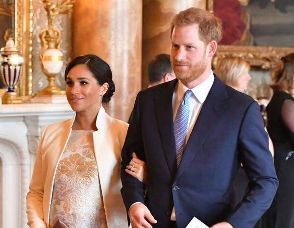 Prince Harry and Meghan Markle Move to Frogmore Cottage Ahead of Birth