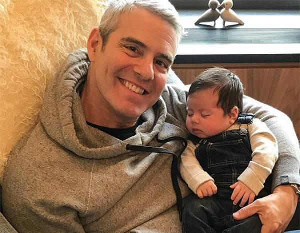 See Andy Cohen's Cutest Photos of Baby Benjamin