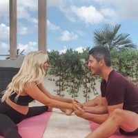 See the Best Moments From Arie and Lauren Luyendyk's Babymoon