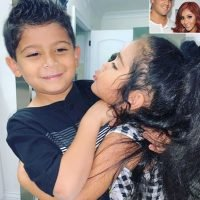 Pregnant Nicole 'Snooki' Polizzi Raves About Her Lookalike Kids: 'Is This Not Me and Jionni?'