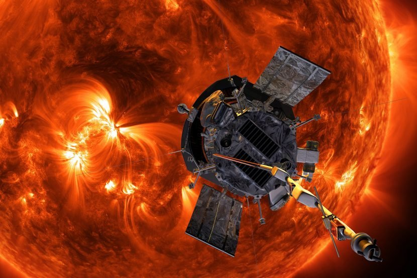 NASA gets closer to the sun than ever before in latest probe