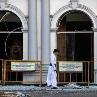 Sri Lanka on high alert for vehicles possibly containing explosives