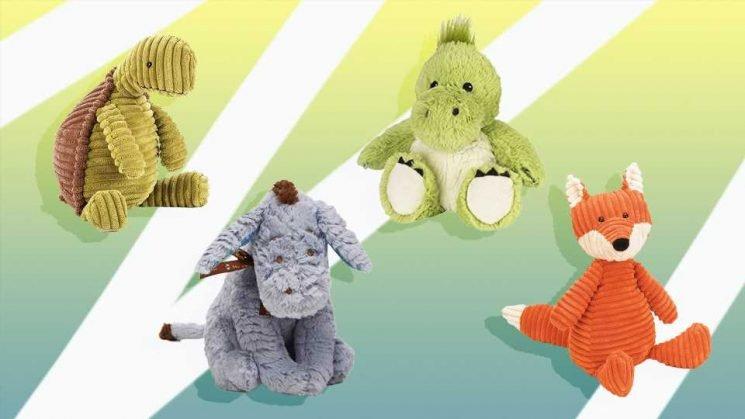 Meet Your Kid's Favorite Stuffed Animal Ever