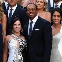 Meet Erica Herman, the private woman behind Tiger Woods' comeback