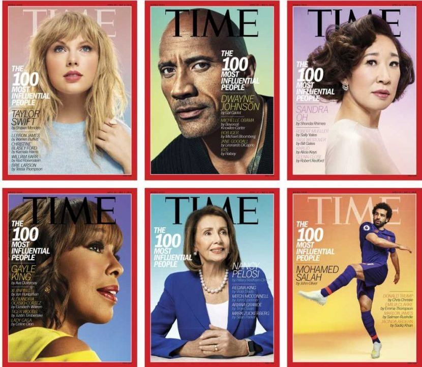 The Time 100 'most influential' list is kind of dumb & full of shenanigans