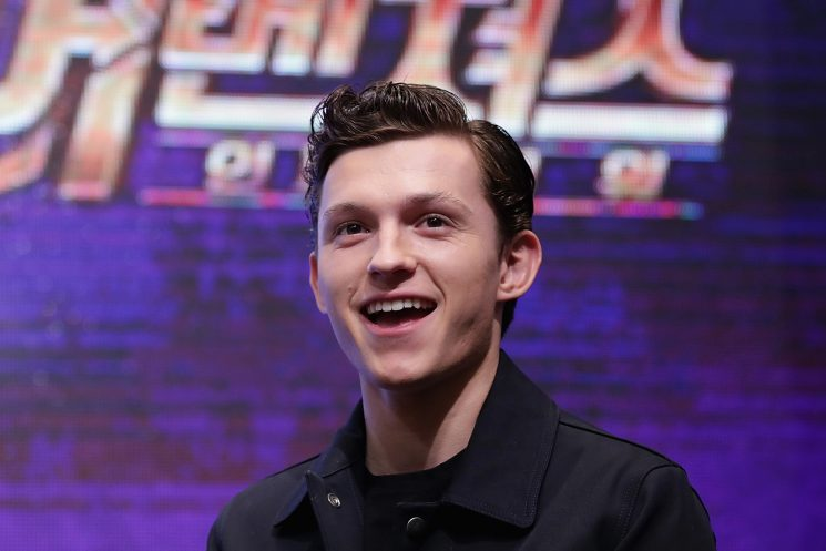 Tom Holland couldn't be trusted with the full 'Avengers: Endgame' script