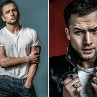 Taron Egerton reveals he took passionate naked sex scene with Richard Madden 'as far as it could go' in Elton biopic Rocketman