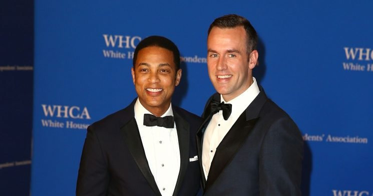 CNN's Don Lemon announces engagement to boyfriend Tim Malone