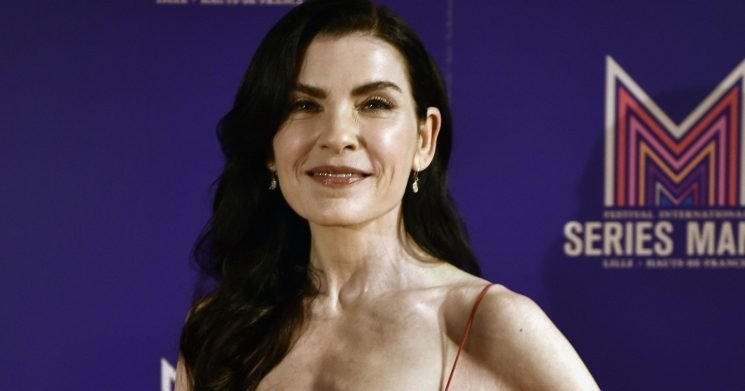 Julianna Margulies: 'CBS wouldn't pay me' my ask to appear on 'The Good Fight