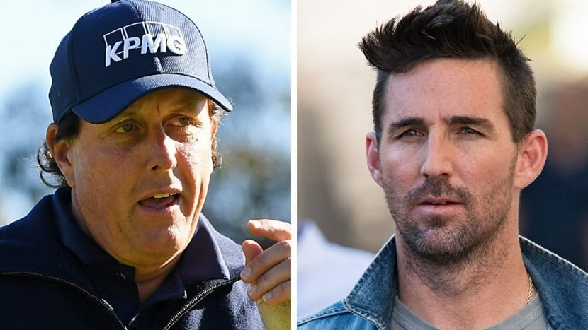 Country star Jake Owen says Phil Mickelson told him to go 'f—' himself