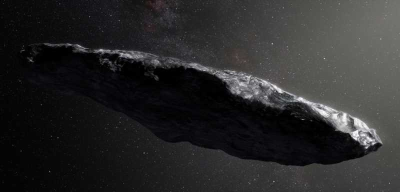 Mysterious interstellar meteor may have slammed into Earth in 2014