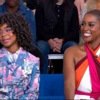 Issa Rae of 'Little' on 14-year-old Marsai Martin being film's executive producer: 'I look at her and I'm inspired'