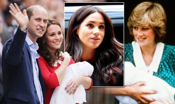 Meghan Markle asked NOT to take pictures outside hospital like Kate Middleton and Diana
