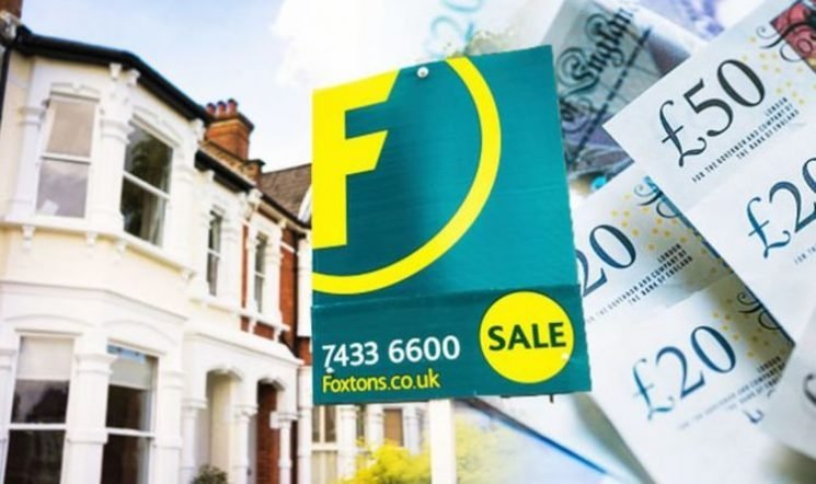 UK Property: Growth spurt on hold as average house prices drop in March