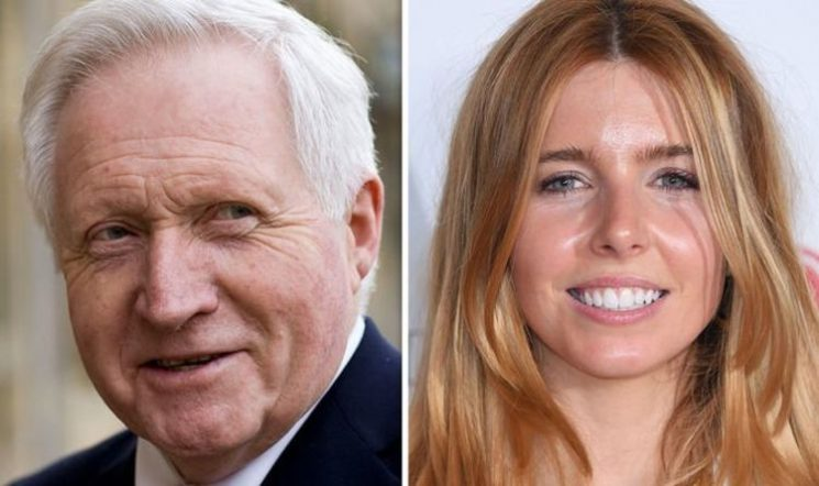 Stacey Dooley: Strictly star stunned after BBC's David Dimbleby drops booty call bombshell