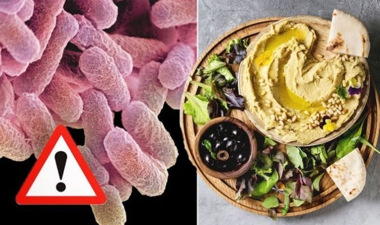 Salmonella warning: Tahini products recalled amid food poisoning threat – items affected