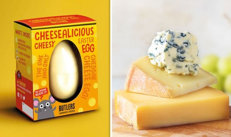 Cheese Easter Egg: Where to buy CHEESE Easter Eggs – which shops?