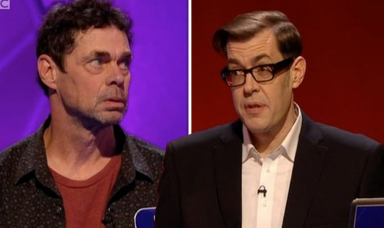 Pointless Celebrities: Richard Osman stunned by audience SLIP-UP