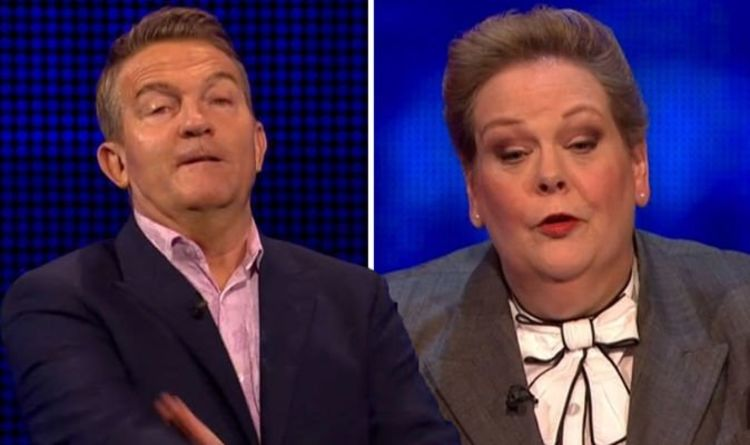The Chase: 'What is the point?' Bradley Walsh FUMING with Anne Hegerty