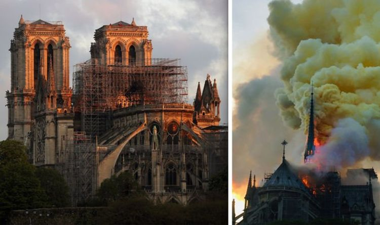 Notre Dame fire: 'Warning signs WERE COMING' How bizarre chain of events led to Paris fire