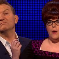 he Chase: 'What a palaver' Jenny Ryan SCOLDED by Bradley Walsh for unusual response