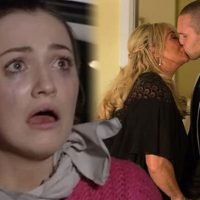 EastEnders spoilers: Louise Mitchell to EXPOSE Keanu and Sharon's affair in kidnap twist?