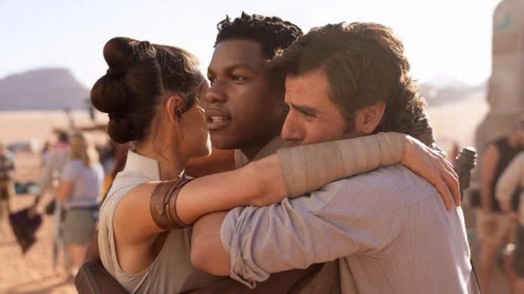 Star Wars: Episode IX's Official Title is The Rise of Skywalker