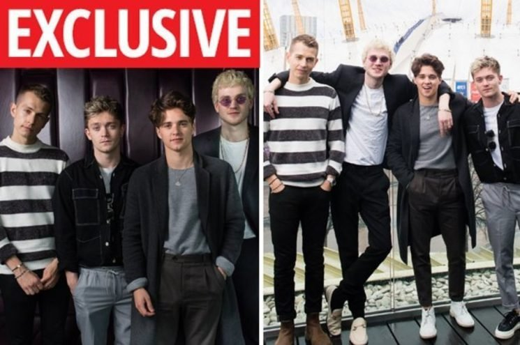 The Vamps open up about dark side of fame: 'It's easy to fall into negative behaviour'