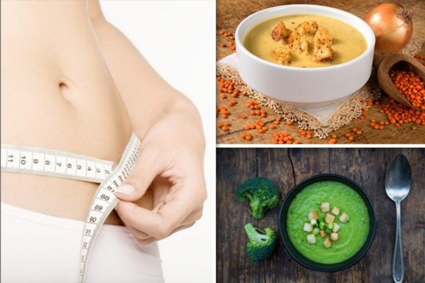 Meal prep for weight loss: Three healthy soups that are high in protein