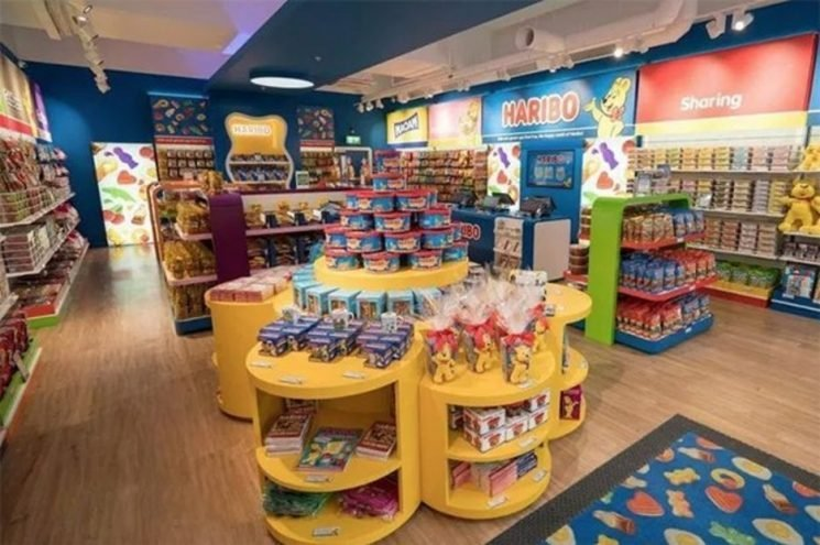 Haribo store to open in the UK next week – and it has its own pick 'n' mix stations