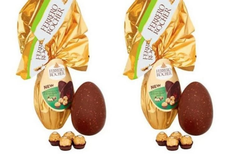 Tesco SLASHES cost of Ferrero Rocher Easter eggs by 50%