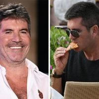 Simon Cowell reveals he's turned VEGETARIAN as part of intense health binge