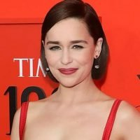 Game of Thrones babe Emilia Clarke wows in see-through basque
