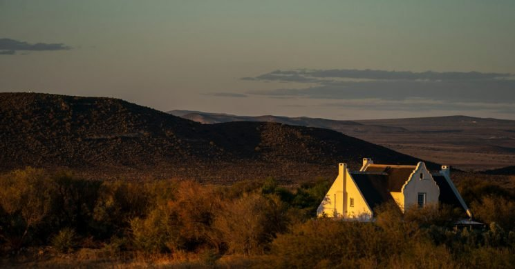 An Artist Colony Thrives in the South African Desert