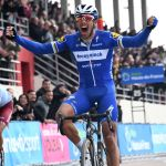 Philippe Gilbert beats Nils Politt to win 2019 Paris-Roubaix classic