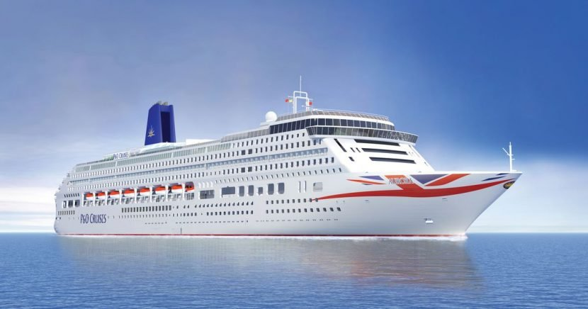 First look at P&O Cruises ship Aurora's multi-million pound makeover