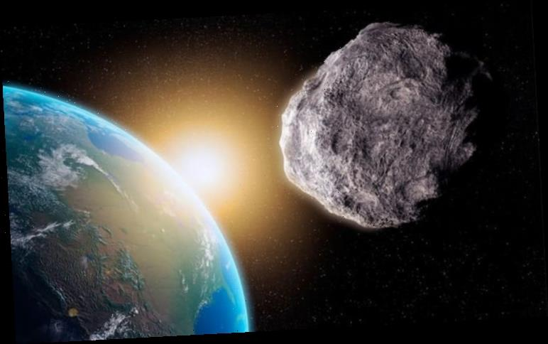 Asteroid alert: A 20,000MPH asteroid will skim Earth on ...