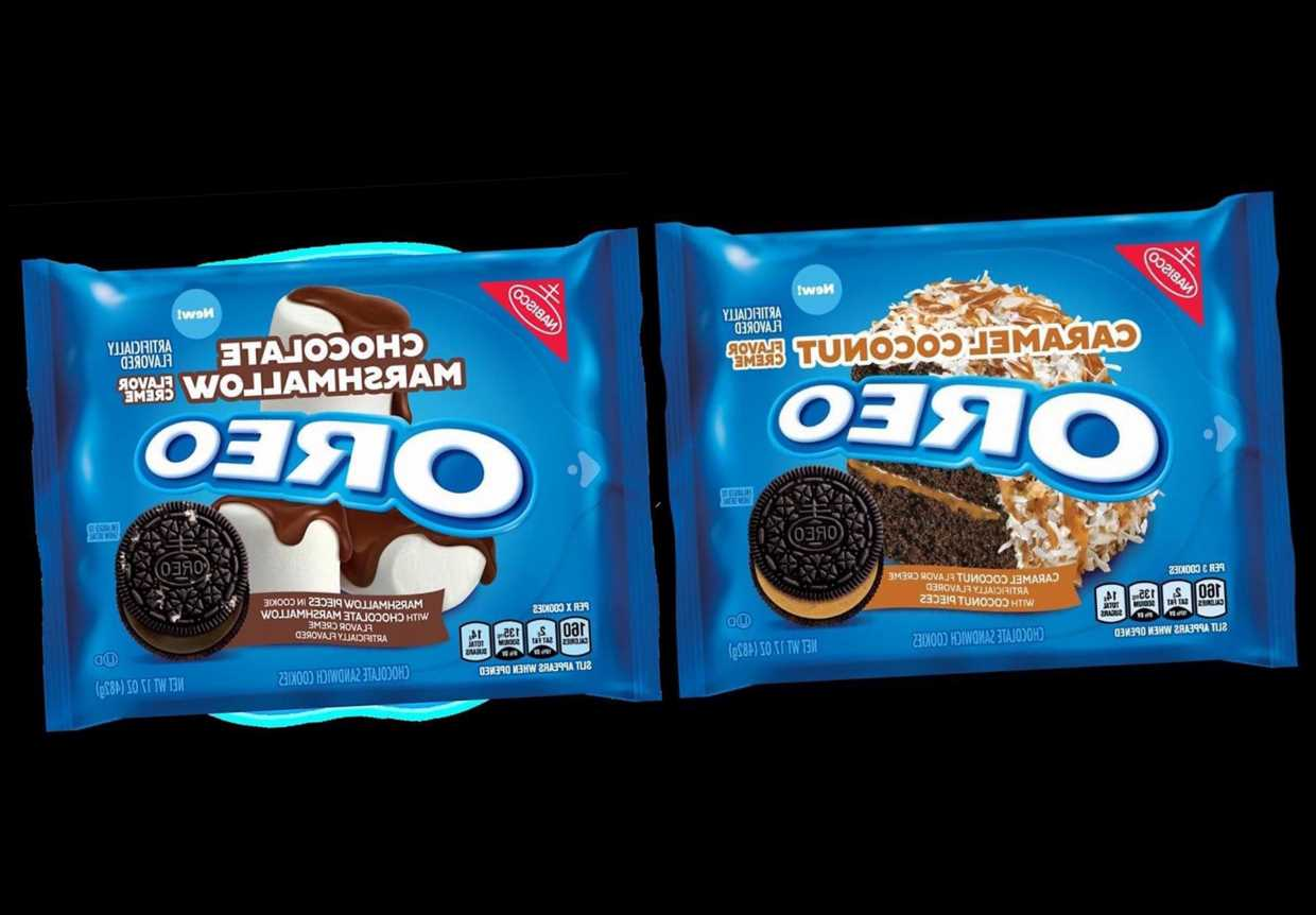 New Oreo Flavors 2020.Oreo Is Releasing New Chocolate Marshmallow And Caramel