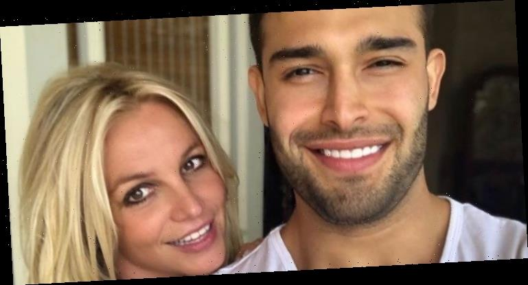 Britney Spears Bf Sam Asghari Is A Source Of Stability In Her Chaotic Life Wstale Com