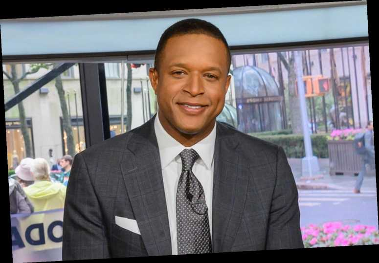 Today S Craig Melvin Opens Up About His Brother S Colon Cancer Battle It Was A Punch In The Gut Wstale Com