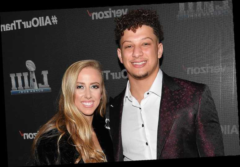 Dad-to-Be Patrick Mahomes Wants Baby on the Way to 'Follow ...