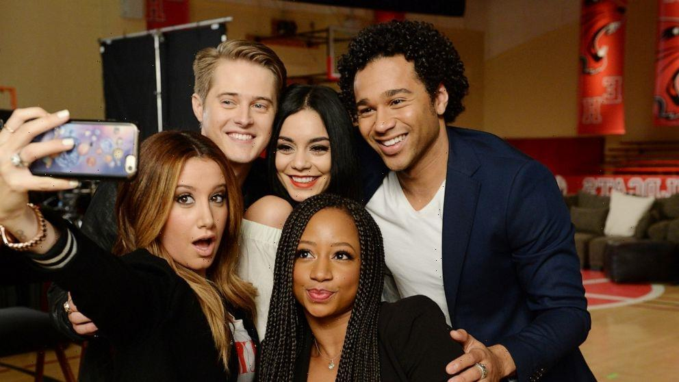 New Lifetime Christmas movie to reunite 'High School Musical' stars Corbin  Bleu, Monique Coleman - WSTale.com